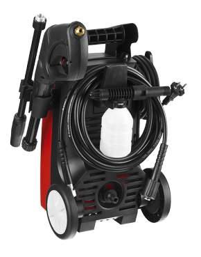 Электрическая мойка высокого давления Зубр АВД-110