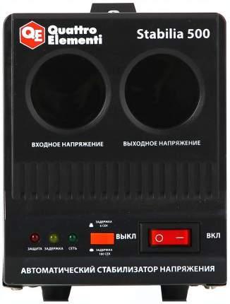 Однофазный стабилизатор QUATTRO ELEMENTI 772-036