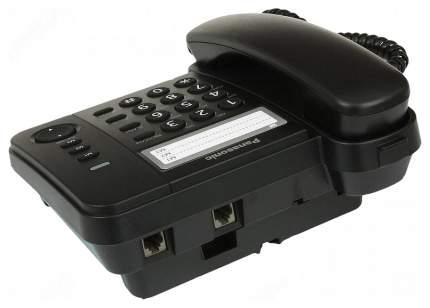 Проводной телефон Panasonic KX-TS2352RUB черный