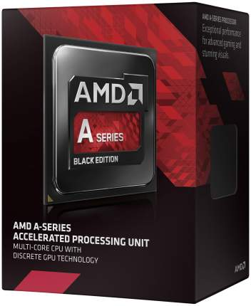 Процессор AMD A10 7870K Box