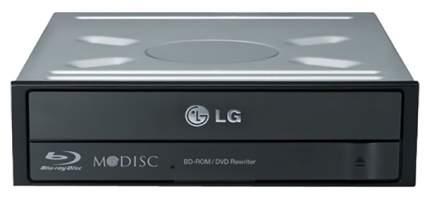 Привод LG CH12NS30 SATA Black