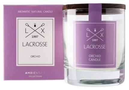 Ароматическая свеча Ambientair Lacrosse Орхидея