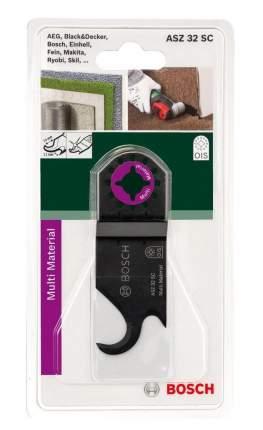 Насадка нож для реноватора Bosch ASZ 32 SC Multi Material 2609256D22