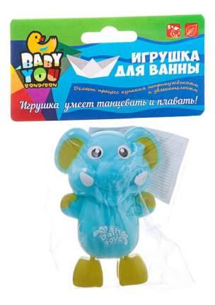Заводная игрушка для купания Bondibon Слоненок