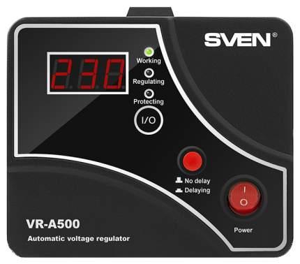 Стабилизатор напряжения SVEN VR-A500