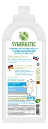 Чистящее средство для устранения засоров Synergetic средство для чистки труб 1 л
