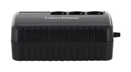 Источник бесперебойного питания CyberPower BU725E 725VA/390W (3 EURO)
