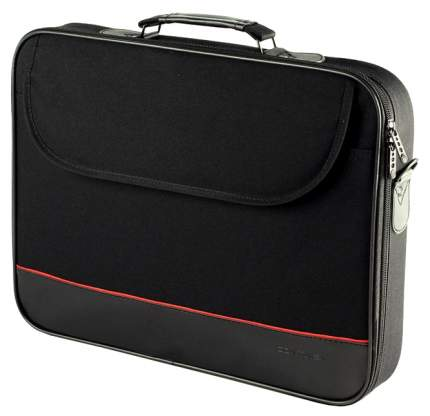 "Сумка для ноутбука 15.6"" Continent CC-100 Black"