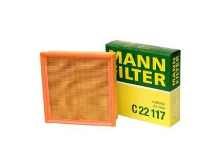 Фильтр воздушный двигателя MANN-FILTER C22117
