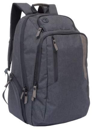 Рюкзак Grizzly RU-700-6 коричневый/серый/черный 32 л