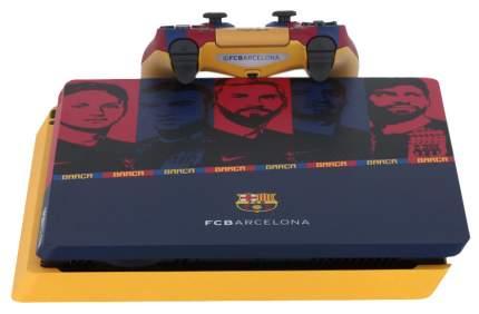 Игровая приставка Sony PlayStation 4 Slim 500Gb Барселона.Камп Ноу
