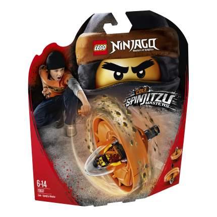 Конструктор LEGO Ninjago Коул Мастер Кружитцу (70637)