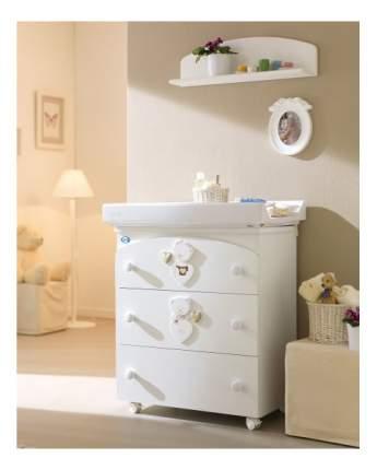 Пеленальный столик PALI Celine Baby белый песочный