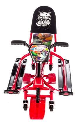 Снегокат детский Small Rider Snow Comet 2 красный