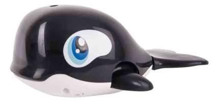 Игрушка для купания Водоплавающие Черный кит Happy Kid Toy 4304
