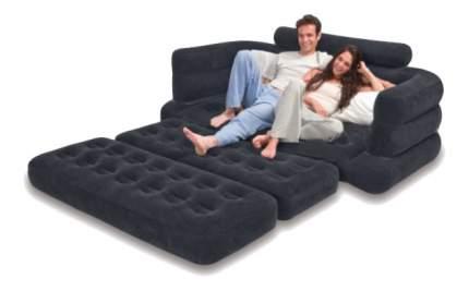 Надувной диван-кровать INTEX 2в1, 231х193х71см