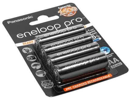 Аккумуляторная батарея Panasonic Eneloop BK-3HCDE/4BE 4 шт