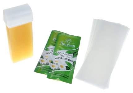 Воск для депиляции Floresan Deep Depil Honey 100 мл