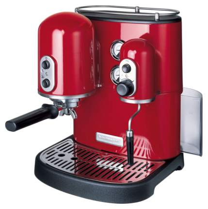 Рожковая кофеварка KitchenAid Artisan 5KES100E Red