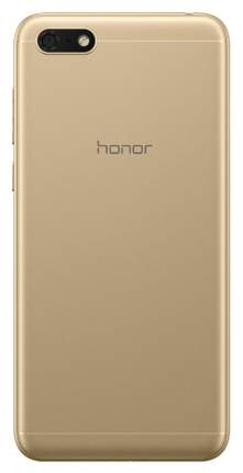 Смартфон Honor 7A 16Gb Gold (DUA-L22)