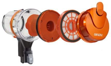 Вертикальный пылесос Ginzzu  VS402 Orange
