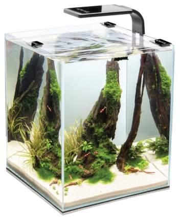 Аквариумный комплекс для рыб, креветок Aquael Shrimp Set Smart LED Plant ll, 10л