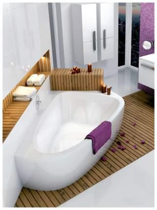 Акриловая ванна Ravak LoveStory II 196х139 без гидромассажа правая
