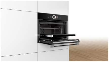 Встраиваемый электрический духовой шкаф Bosch CSG656RB7 Black