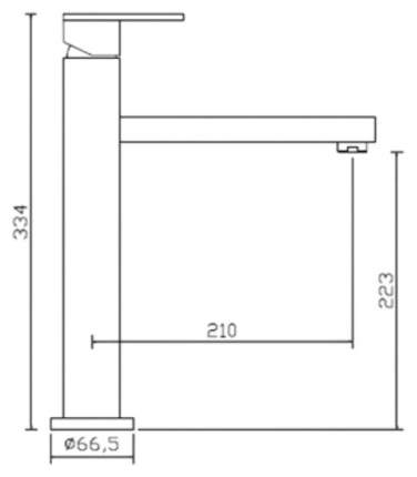 Смеситель для кухонной мойки Seaman SSN-1379 395351 хром