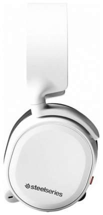 Игровые наушники SteelSeries Arctis 3 White