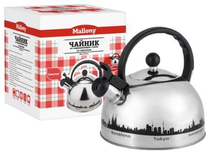 Чайник для плиты Mallony 985609 3 л