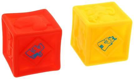 Игрушки для ванны «Кубики и мячики 2», набор 4 шт. Крошка Я
