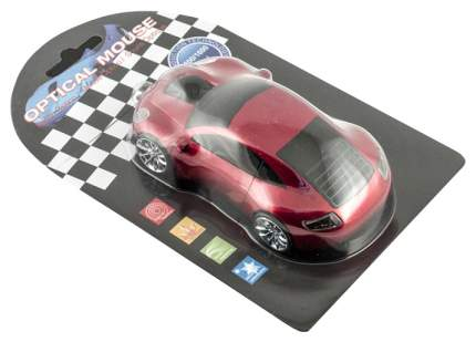Проводная мышка China bluesky trading co Машина Red/Black (92874)
