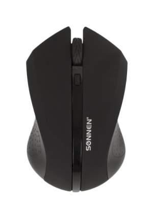 Беспроводная мышь Sonnen WM-250Bk Black
