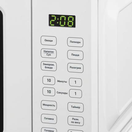 Микроволновая печь соло BBK 17MWS-785S/W