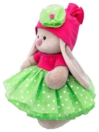 Мягкая игрушка Budi Basa Зайка Ми в платье с пышной юбкой из органзы 25см