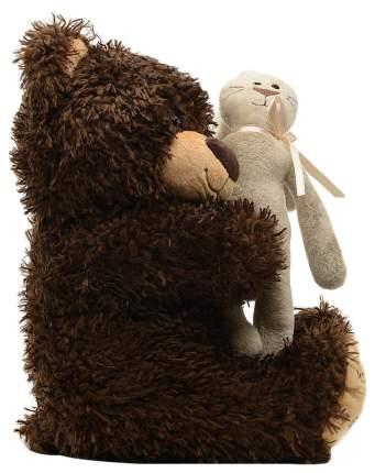 Мягкая игрушка «Медвежонок Чиба с зайцем» Fancy