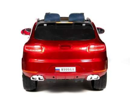 Детский электромобиль Barty М999АА (Porsche Macan), Красный