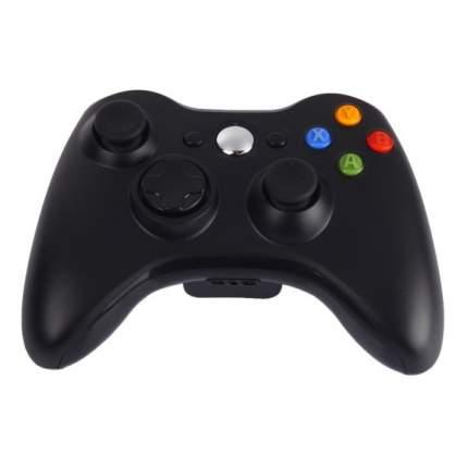 Геймпад беспроводной X360 Wireless Controller (no original) для Xbox 360 Black