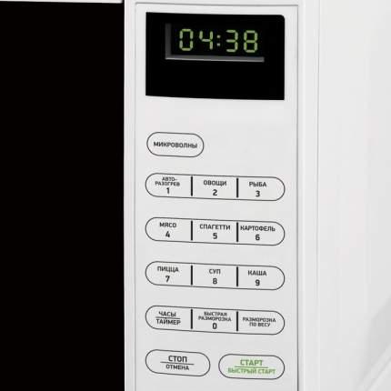 Микроволновая печь соло BBK 20MWS 728S/W White