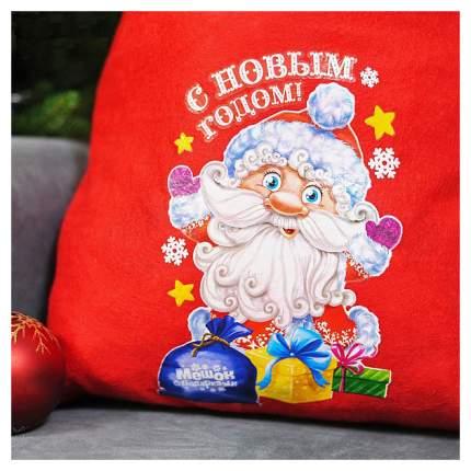 Праздничный мешок Страна Карнавалия Дед Мороз - С Новым Годом