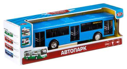 Городской транспорт Наша игрушка Автопарк Автопарк 9690-D