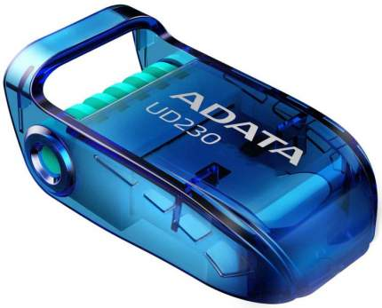 USB-флешка 64GB A-DATA UD230 USB 2.0 Blue