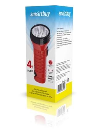 Туристический фонарь SmartBuy SBF-93-R красный, 2 режима