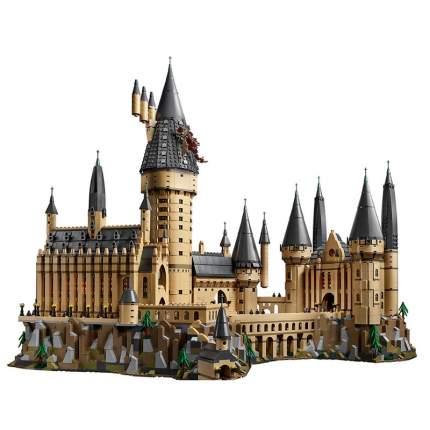 Конструктор пластиковый LEPIN 16060 Огромный замок Хогвартс