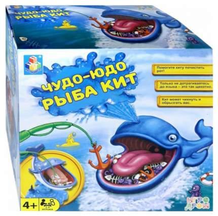 Настольная игра 1 Toy Игродром Чудо-юдо Рыба кит