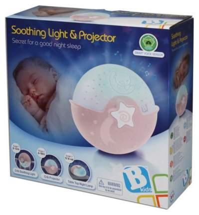 Ночник детский Infantino Ночник-проектор для малышей розовый