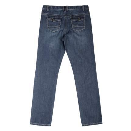 Брюки текстильные джинсовые для мальчиков(146) , 363079 синий деним EAN 4690244727601