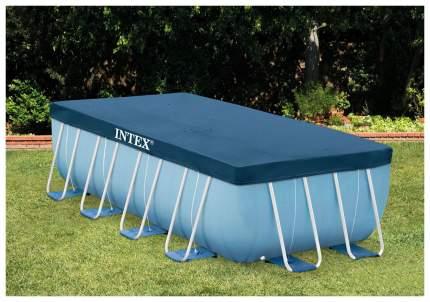 Тент для каркасных бассейнов Intex Pool Covers