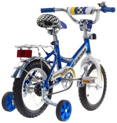 Велосипед Larsen Kids 12 2016 Синий